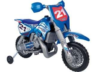 New Kids Ride On Febercross MotoX 6v Dirt Bike Power Motorcycle Wheels