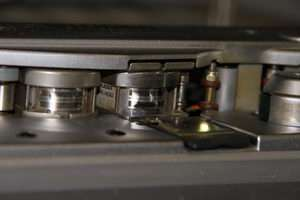 A807 MKII Full spec reel to reel tape recorder with meterbridge