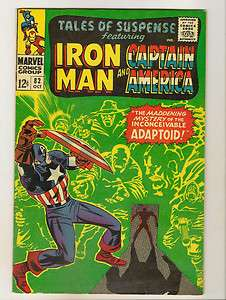IRON MAN AND AND CAPTAIN AMERICA 1966 Book # 82, 83, & 84 &97