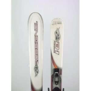 Used Rossignol Bandit B1 Jr Snow Skis w/ Axium Jr Binding