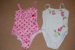 Huge lot of Girls Spring/Summer Clothes size 5 5t dresses shorts