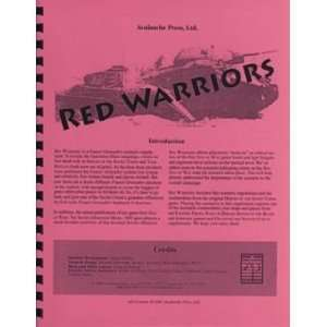 Panzer Grenadier Red Warriors Toys & Games