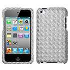 iPod Touch 4th Gen Bling Crystal Hard Case Cover T4