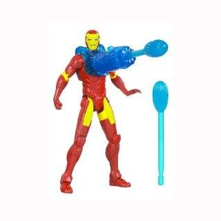Iron Man Armored Adventures Animated Action Figure Iron Man Stealth