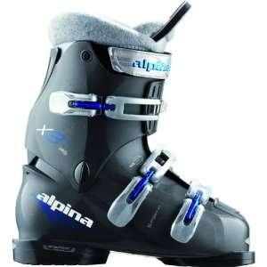 Women ski boots 4.5 Alpina X3l Womens junior US 4.5