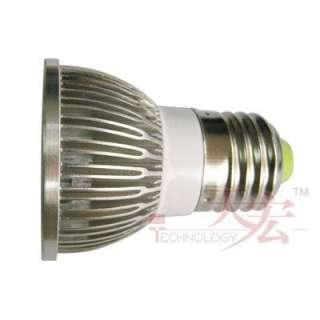 8W Mr16/12V Gu10/220V E27 Base 4x2W Led Light Warm Cool White Light