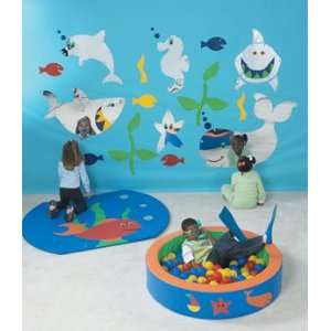 Sea Me Star Fish Mirror Childrens Factory Toys & Games