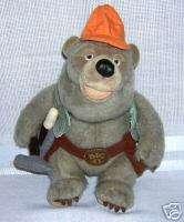 Disney Country Bear Jamboree Big Al Plush Bean Bag