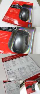 Microsoft Intellimouse Explorer 3.0 Optical Mouse SEALED Full Package