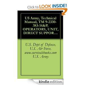 US Army, Technical Manual, TM 9 2330 383 14&P, OPERATORS, UNIT, DIRECT