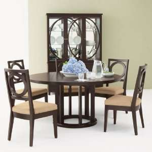 Dining Room on Adriano Round Dining Room Set By Sit Home   Kitchen