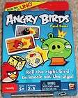 Angry Birds Card Game   NEW