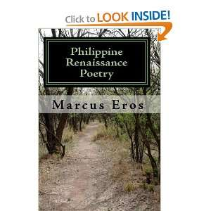 Philippine Renaissance Poetry Breaking Into History