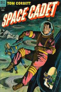 Tom Corbett, Space Cadet   2 titles   Golden Age Comics Books on DVD