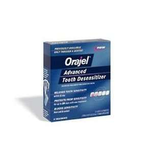 Orajel Advanced Tooth Desensitizer   3 Ml: Health & Personal Care