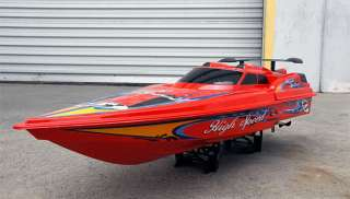 Huge Ocean Queen Mosquito Craft RC Racing Speed Boat BT33 New