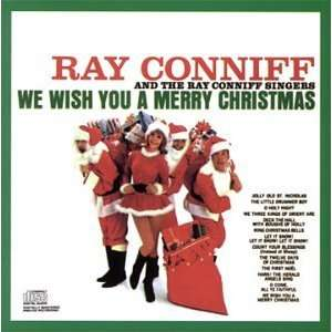 We Wish You a Merry Christmas Ray Conniff Music