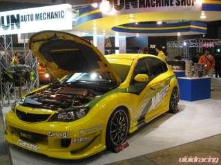 Advan RS D Wheel 19x8.5 +35 & 19x10 +20 5x120 Machine Black BMW E46 M3