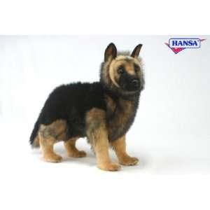 Hansa Plush German Shepherd Puppy Toys & Games