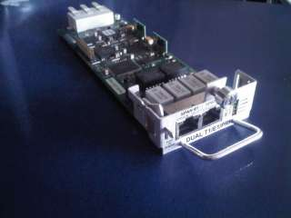 Inter tel Mitel CS 5000 Dual T1/E1/PRI 580.2702