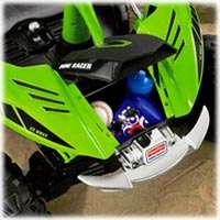 Power Wheels Dune Racer Kids Battery Powered 2 Seat Buggy Riding Car