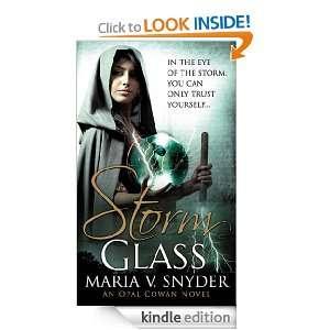 Storm Glass Maria V. Snyder  Kindle Store