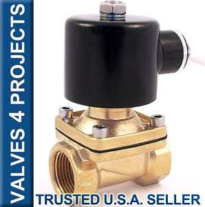 Electric Solenoid Valve 12 V DC NORMALLY OPEN B21N