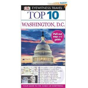 Top 10 Washington DC (EYEWITNESS TOP 10 TRAVEL GUIDE