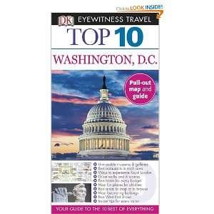Top 10 Washington DC (EYEWITNESS TOP 10 TRAVEL GUIDE