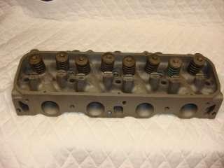 BIG BLOCK FORD BBF CAST IRON HEAD RBLT OVAL PORT EX