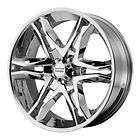 22 6X139 RIMS AND TIRES CHROME TITAN ARMADA CHEVY GMC TAHOE MAINLINE
