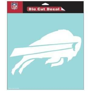 NFL Buffalo Bills 8 X 8 Die Cut Decal