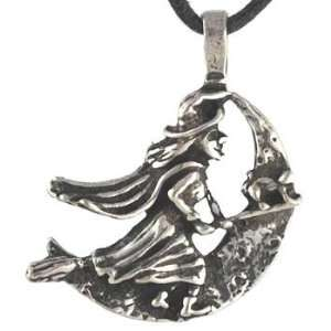 Travel Witch Talisman Amulet Charm Pendant Necklace Wicca Wiccan Pagan