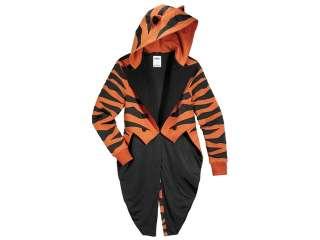 Mens Originals Jeremy Scott Tiger Tuxedo Jacket Wings SIZE XL