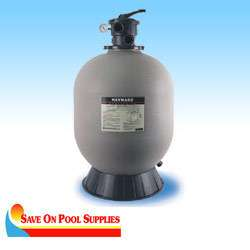 Hayward Pro Series S180T Above Ground Swimming Pool Sand Filter w