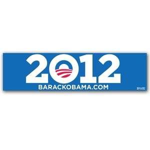 Barack Obama 2012 Bumper Stickers   Union Made      Make