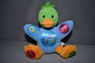 Baby Einstein Press and Play Musical Duck