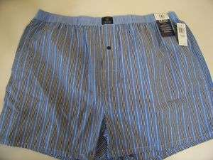 iZOD Mens Boxer Shorts Underwear Various Sizes NWT
