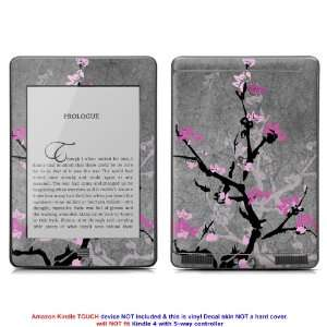 Kindle Touch (Matte Finish) case cover MAT KDtouch 107 Electronics