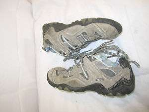 Hi Tec Intrepid Leather Hiking/Trail/Outdoors Shoes Boots s 7US / 5UK