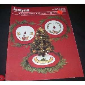 Janlynn Christmas Cross Stitch   Holiday Traditions (Leaflet #109 01)