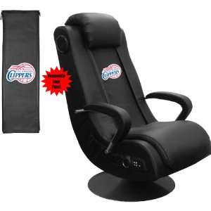 Xzipit Los Angeles Clippers Game Rocker with Zip in Team