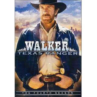 Walker, Texas Ranger The Fourth Season (Full Frame) TV