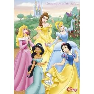 DISNEY PRINCESS Snow White Jasmine NEW POSTER (Size 24x36