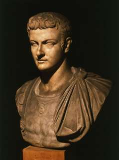 Caligula (Gaius Julius Caesar Germanicus), 12 41 AD Roman Emperor, as