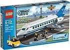 LEGO City #3181 PASSENGER PLANE NISB airplane 309pcs