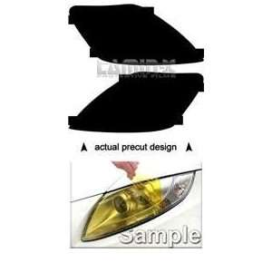 Toyota Yaris Sedan (2007, 2008, 2009, 2010, 2011) Headlight Vinyl Film