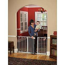 Regalo Extra wide Walk through Gate  Overstock