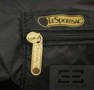 Lesportsac Gold & Black Gold Rush Tote Bag NEW