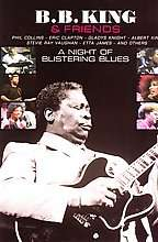 King and Friends   A Night of Red Hot Blues (DVD)